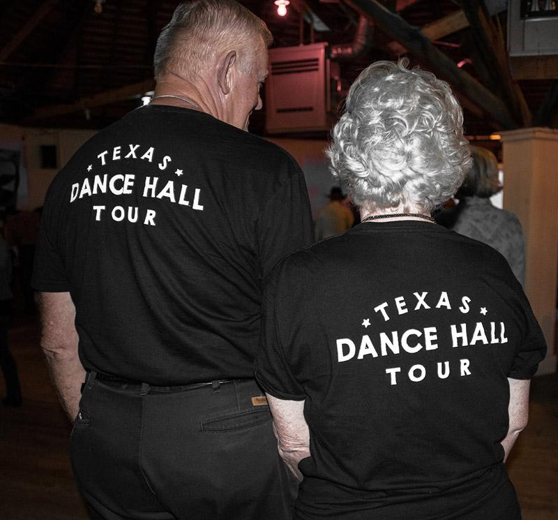 Texas Dance Hall Tour - Copyright Dave Norris