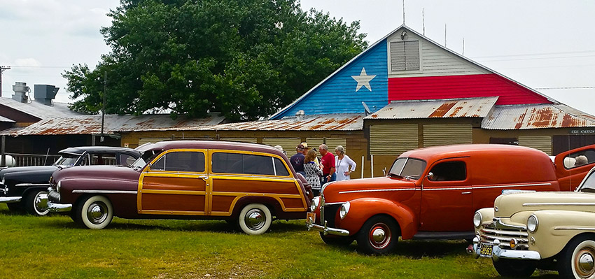 Texas Dance Hall Tours - car tour